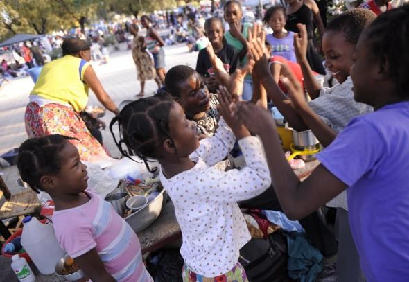 La Unión Europea lanza en Haití proyectos de promoción de derechos humanos
