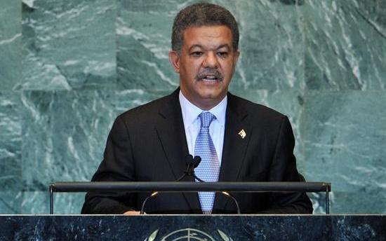 ONU entregará al presidente Leonel Fernández resolución contra especulación precios