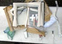 Un herido al explotar bomba en una sociedad pública italiana