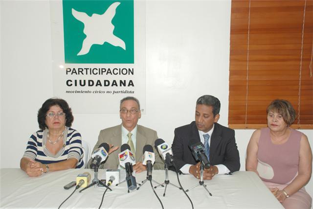 Participación Ciudadana responde a Danilo Medina