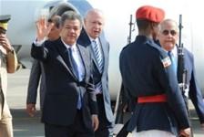 Presidente Fernández regresa al país tras su largo periplo internacional
