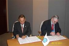 RD y Brasil firman convenio para lucha contra el crimen organizado