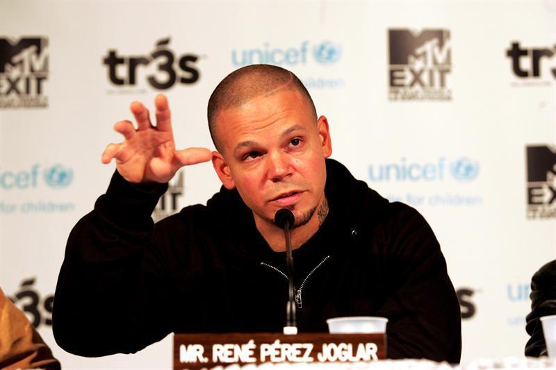 Accidentado concierto de Calle 13 en Perú comenzó con cinco horas de retraso