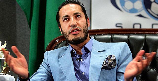 Desmantelan supuesta red quería instalar hijo de Gadafi en México