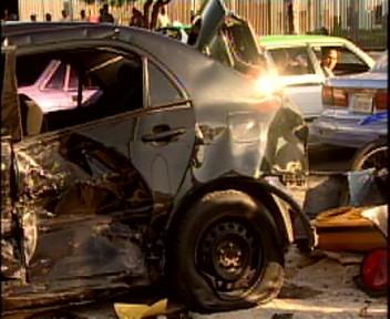El 70% de accidentes de tránsito corresponde a personas entre 15-49 años, según estudio