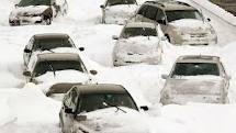 Tormenta de nieve deja sin electricidad a miles en el noreste de EE.UU.