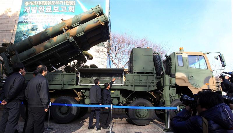 Corea del Norte prueba un misil el mismo día del anuncio de la muerte de Kim