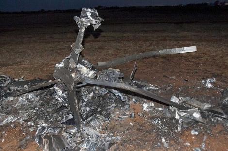 Tres personas mueren al estrellarse un helicóptero médico en EE.UU.