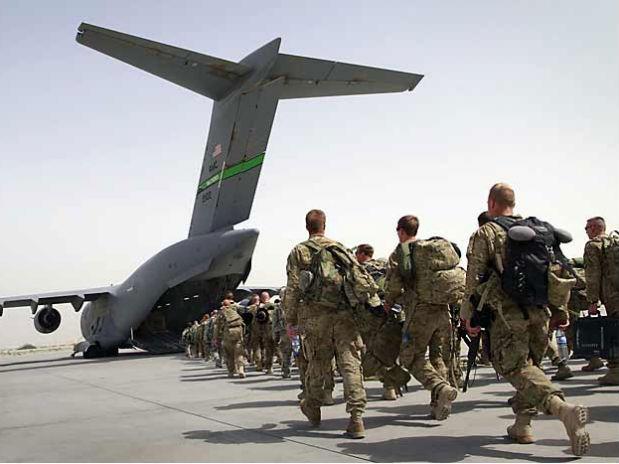 EE.UU desplegará tropas en Polonia ante crisis en Ucrania, según el Post