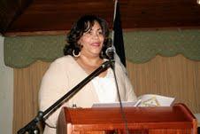 Presidenta regional CMD se compromete a trabajar para mejorar condiciones sector salud