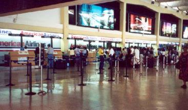 Cambian todos los jefes de seguridad de los aeropuertos del país