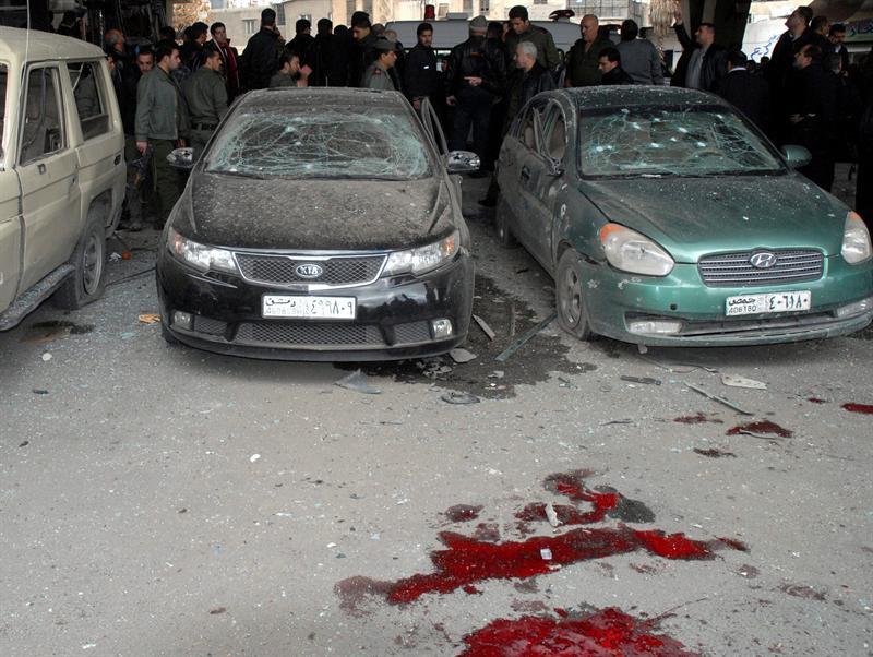 El ministro sirio confirma 11 muertos y decenas de cadáveres mutilados