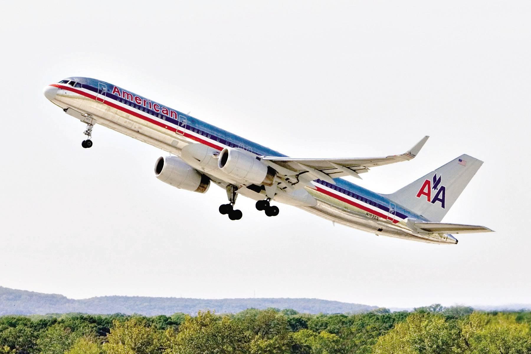 American Airlines  lidera su categoría en el ranking de la Revista Mercado en RD