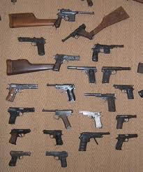 PN retiene en operativos 15 armas de fuego exhibidas en centro de bebidas alcohólicas