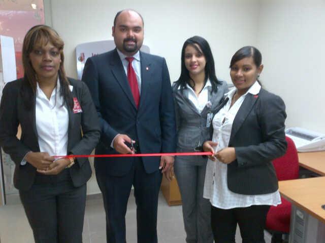 Bávaro recibe sucursal de Banco León