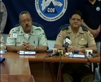 COE reporta 13 muertos y 295 afectados durante festividades de año nuevo