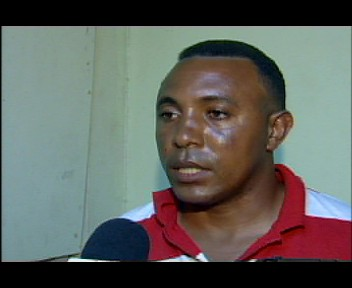 Apresan hombre era perseguido por disparar en la boca a concubina (video)