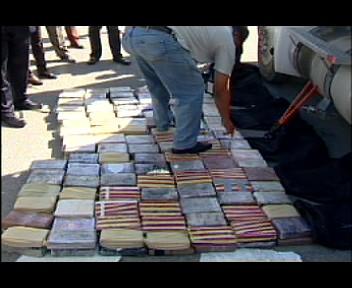 Investigan procedencia de cocaína incautada en Caucedo(video)
