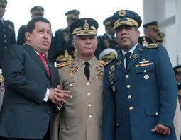 Chávez designa a general Henry Rángel Silva nuevo ministro de Defensa