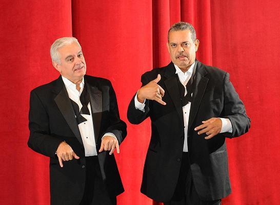 Cuquín y Boruga serán los presentadores de los Premios Casandra 2012