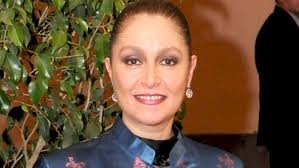 La actriz mexicana Daniela Romo se recupera de extirpación de tumor canceroso