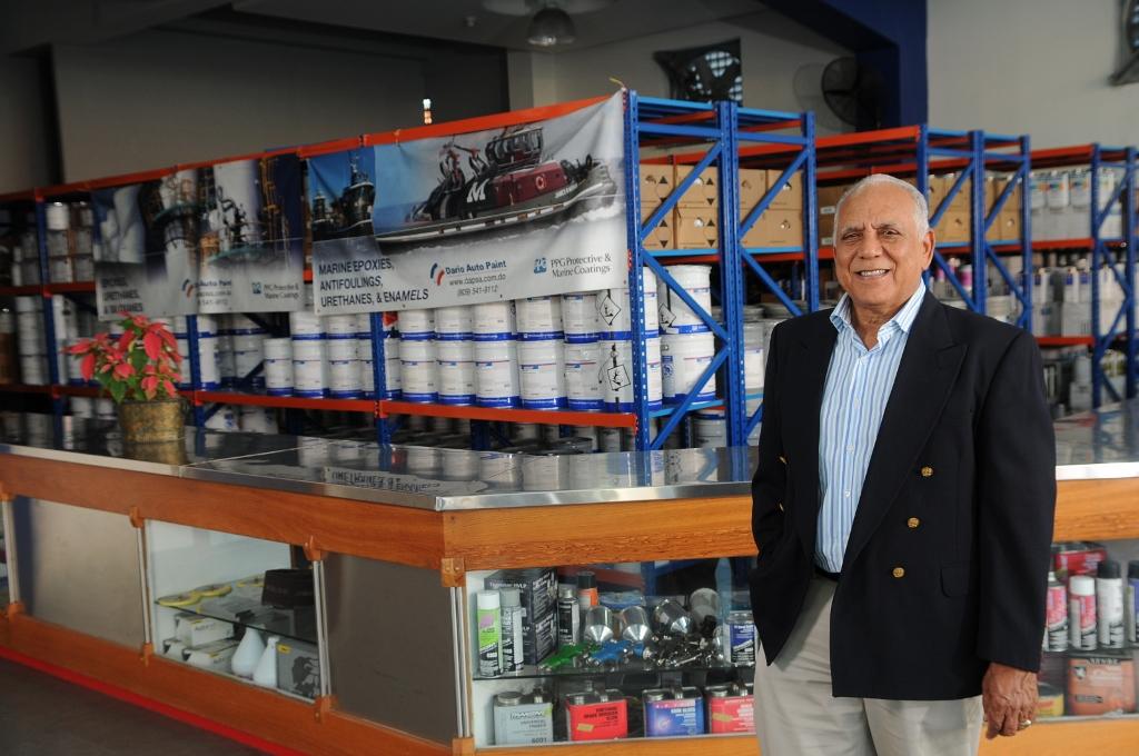 Darío Auto Paint capacita más de 200 técnicos en  2011