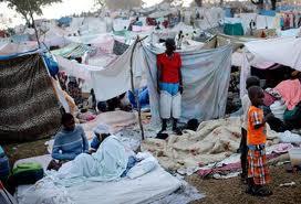 Desplazados en Haití: entre la ilusión y la desesperación