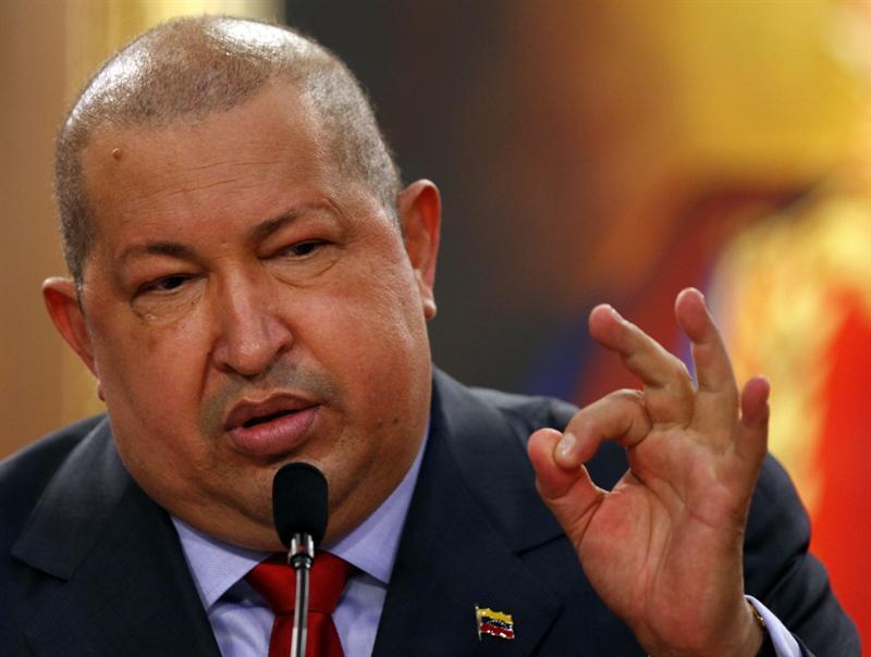 Chávez dice que si perdiera las elecciones no sería