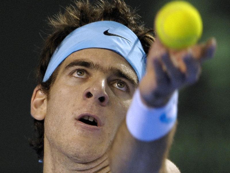 Del Potro a cuartos, Feliciano eliminado y Kvitova a semifinales