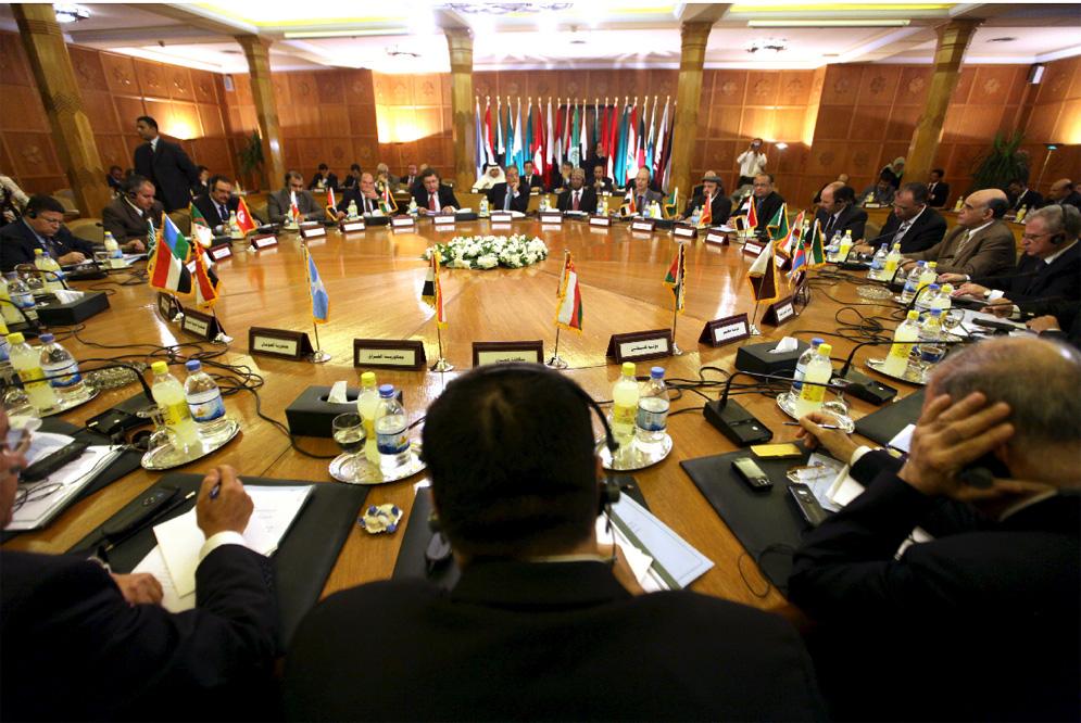 Liga Árabe denuncia campaña
