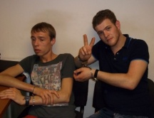 Apresan dos rusos con 11 porciones de cocaína para consumo