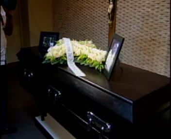 Personalidades dan el último adiós a padre del senador Charlie Mariotti(video)