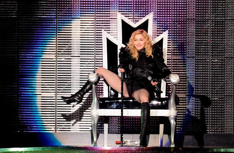 Madonna saca nuevo single el viernes y anticipa en un vídeo su grabación