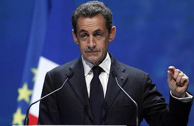 Investigación judicial de la financiación de la campaña de Sarkozy en 2007