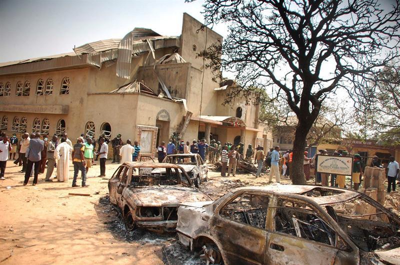 Mueren más de 50 personas en enfrentamientos en el sudeste de Nigeria