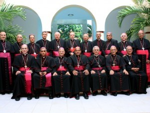 Obispos RD participan en eucaristía en la Basílica de Santa María Mayor, en Roma
