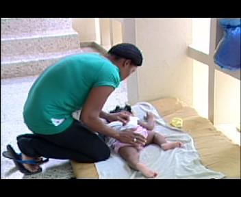 Religiosos piden al Presidente Fernández resolver desalojo de familias en Samaná(video)