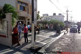 En estado de nerviosismo se encuentra la población en Santiago por temblores de tierra