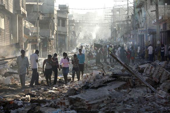 La ONG Plan pide no olvidar a los jóvenes, los más vulnerables de Haití