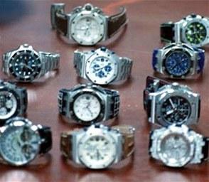 DNCD espera por ciento de recaudación subasta de relojes Figueroa Agosto