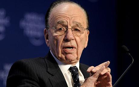 Rupert Murdoch se suma a Twitter y acumula miles de seguidores en horas