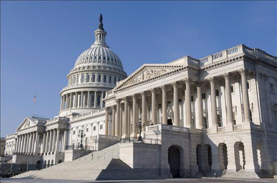 Levantan el cierre del Congreso de EEUU activado por una alerta de seguridad