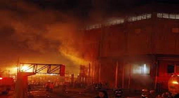 Mueren 10 personas en incendio de asilo de ancianos en Chile