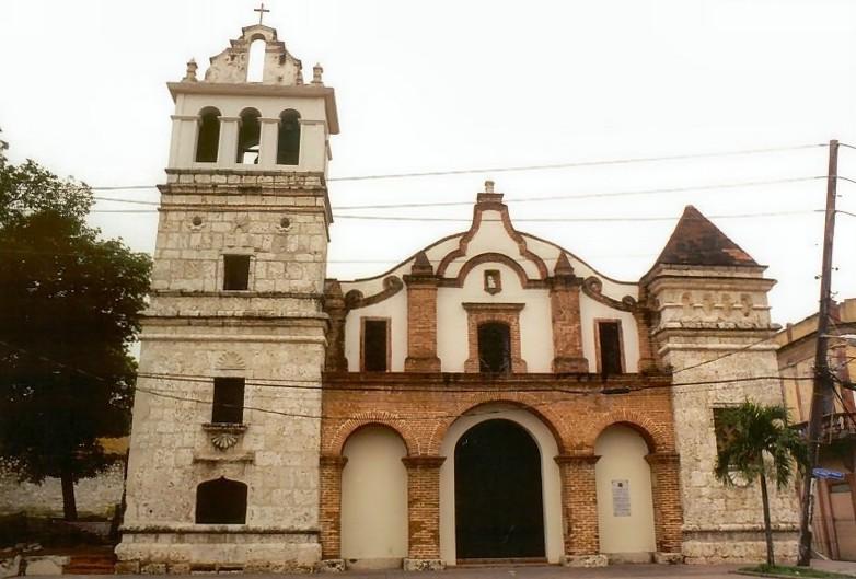 Avanzan trabajos de reconstrucción en Iglesia Santa Bárbara