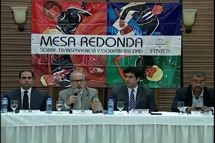 FINJUS y Sociedad Civil pasan balance a proceso electoral 2012