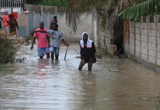 Las lluvias causaron 16 muertos en Haití en abril, según un balance de la ONU