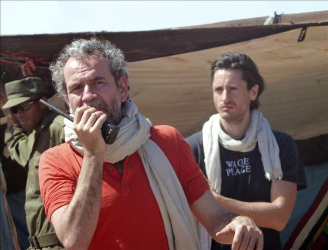Actores españoles apelan a la sociedad civil para que presione por Sahara