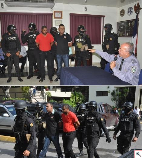 Expulsan coronel y dos tenientes por protección a red de narco en el Este, según DNCD