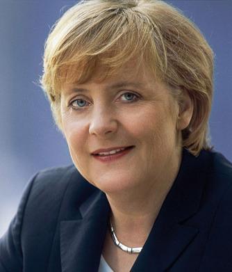 El deporte festeja los 60 años de Merkel, la