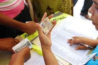 Compra de cédulas es el principal riesgo en las elecciones, según PC